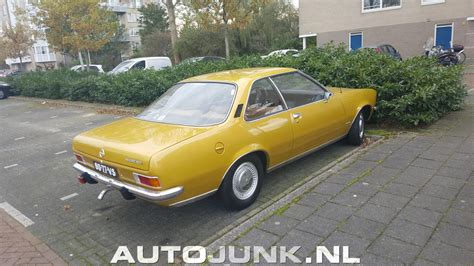 opel rekord d coupe opel rekord d 1900 coupe foto s 187 autojunk nl 207628