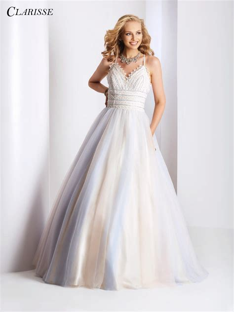clarisse  beautiful pastel gown french novelty