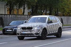Bmw X3 G01 : spyshots 2017 bmw x3 rolls into view on public roads for the first time autoevolution ~ Dode.kayakingforconservation.com Idées de Décoration