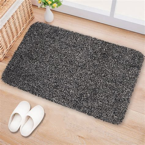 Indoor Doormat by Indoor Doormat Absorbs Mud Backing Non Slip