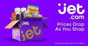 Jet com Shopping Made Easier - Groceries, Baby & More
