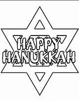 Hanukkah Coloring Pages Printable Star David Happy Jewish Dreidel Print Holiday Holidays Drawing Sheets Menorah Colouring Symbols Decorations Crafts Hannukah sketch template