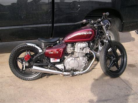 Honda Cm 400 Bobber