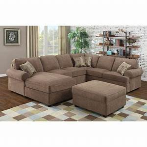 costco castle harbor fabric sectional with storage With costco sectional sofa with storage ottoman