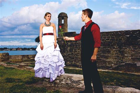 St. Augustine Fort Weddings   Castillo De San Marcos Fort Weddings