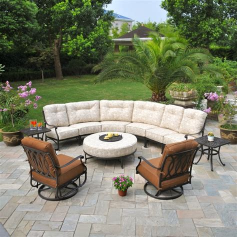 sectional patio furniture clearance home outdoor