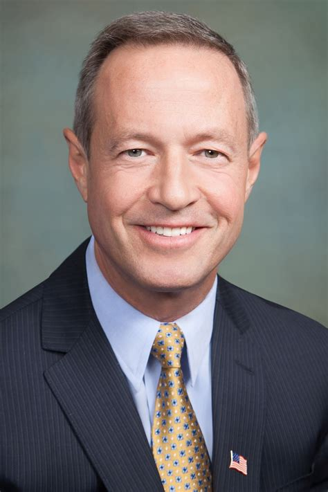 Martin O'Malley Speaking Engagements, Schedule, & Fee   WSB