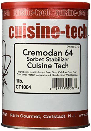 cuisine itech cuisine tech cremodan sorbet stabilizer 1 pound import