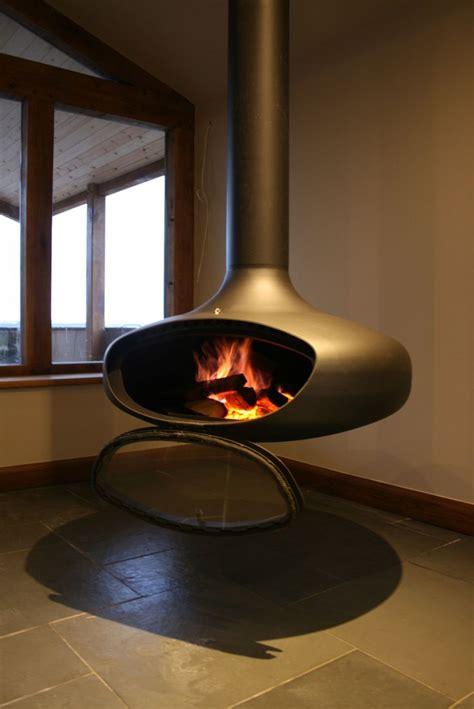 firebob suspended wood burning stove  firemaker door