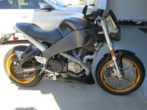2004 Buell White Lightning S1w Sportbike Motorcycle From
