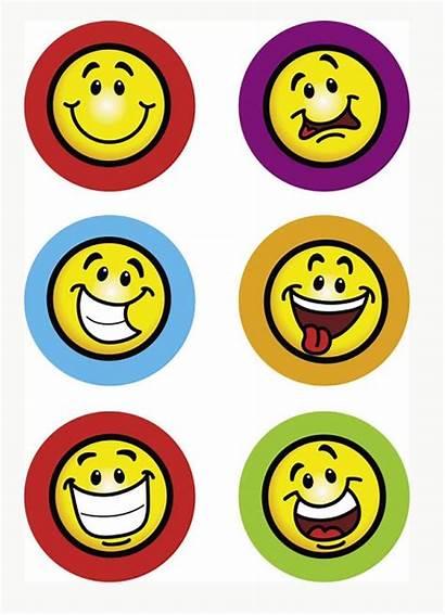 Stickers Sticker Clipart Reward Clip Smiley Face