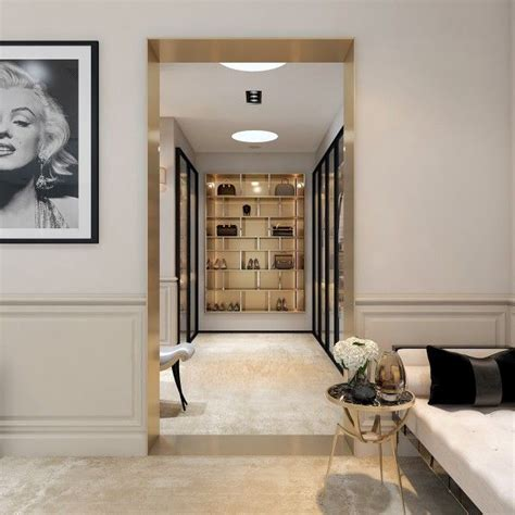 A Modern Deco Home Visualized In Two Styles by A Modern Deco Home Visualized In Two Styles Interior