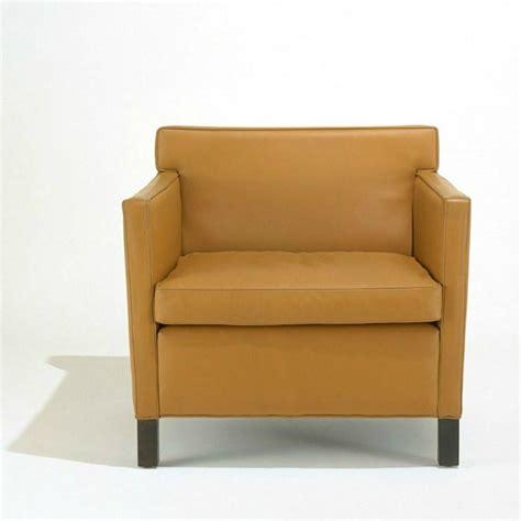 mies van der rohe krefeld lounge chair knoll modern