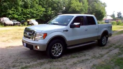 Used 2009 Ford F 150 Supercrew King Ranch 4x4 for sale in