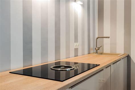 Barrierefreie Küchen Küche Arbeitsplatte Massivholz 40 Cm