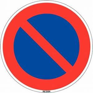 Panneau En Pvc : panneau de circulation en pvc stationnement interdit ~ Edinachiropracticcenter.com Idées de Décoration