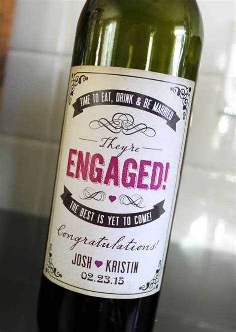 listing personalize wine bottle labels