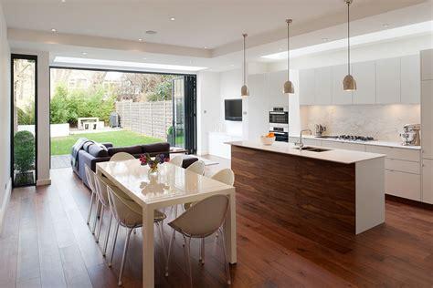 cuisine design avec ilot cuisine avec ilot central 7 façons de l aménager