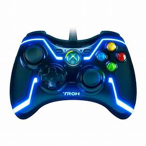 TRON Wired Controller for Xbox 360 - CrazyCoolGadgets
