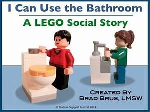 lego bathroom social story engage your students with this With using the bathroom social story