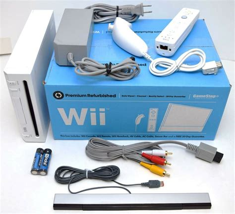 Nintendo Wii Console New by Nintendo Wii System New Accessories Bundle Gamecube