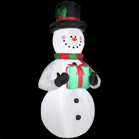 buy inflatable snowman snowman buy snowman santa s site