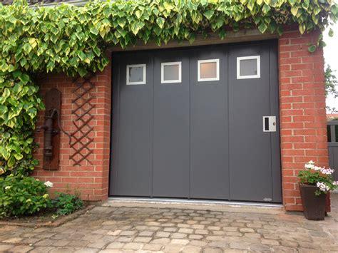 gamme sda isoslide sda portes de garage sectionnelles motorisations bft