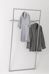 Design Garderobe Edelstahl : garderobe barrel edelstahl design wandgarderobe h he 180 ~ Michelbontemps.com Haus und Dekorationen