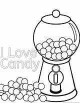 Coloring Candy Printable Candyland Candies Rapper Sweets Halloween Clipart Chocolate Apple Cane Result Pdf Castle Land Heart Library Popular Gingerbread sketch template