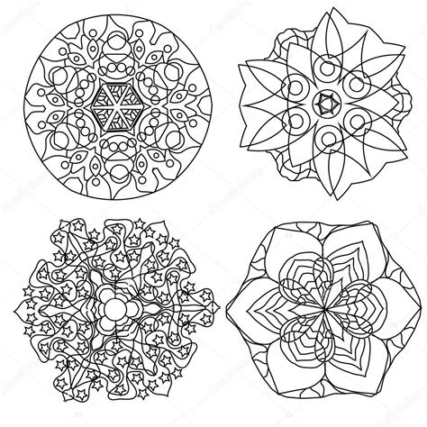 disegni da pitturare per adulti rilassante da colorare mandala fiori astratti per bambini