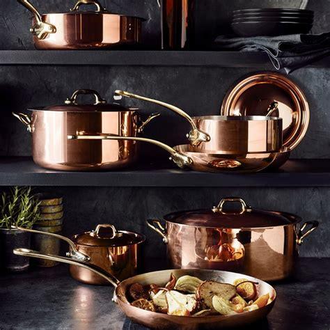 mauviel argal professional kitchen equipment products  hotels restaurants