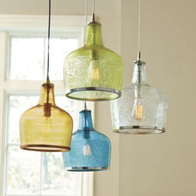 blown glass pendant lighting for kitchen addie pendant glasses bar and islands 9307