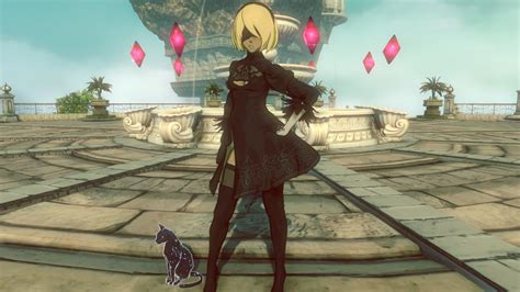 Gravity Rush 2 Gets Nier Automata Outfit as Free DLC - IGN