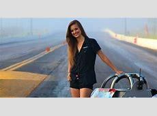 Jet Dragster Driver, Kat Moller Renews with Larsen