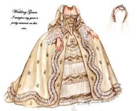 robes mã re du mariã les robes à panier de antoinette page 2