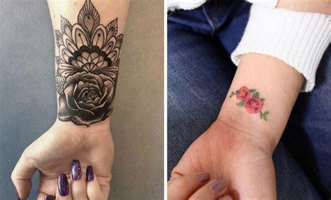 11 More Stylish Wrist Tattoo Ideas for Women   crazyforus
