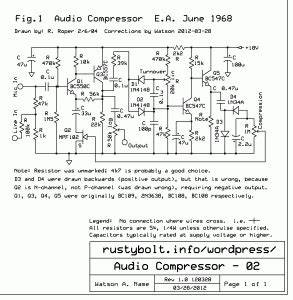 2012 02 19 audio compressor rustyboltinfo wordpress With audio compressor