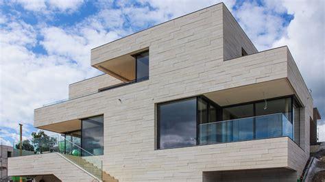 Fassadensystem Aus Backstein by Linea Die Neue Natursteinfassade Qt5 Exterior
