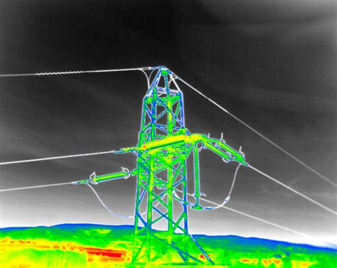 Thermal vision camera systems for UAVs | Vespadrones