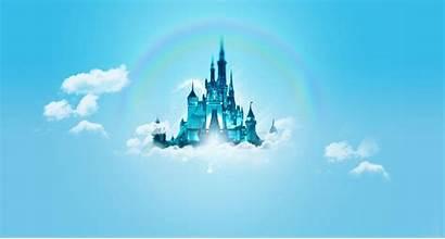 Disney Wallpapers Castle Walt
