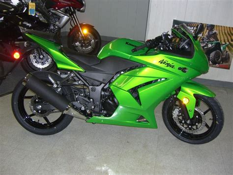 2012 Kawasaki Ninja 250 Sportbike For Sale On 2040motos