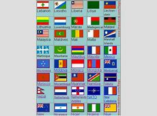 All flags on one page slow