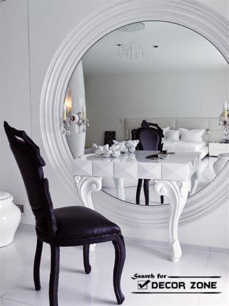 mirror vanity table 20 mirrored dressing table designs and decorating ideas