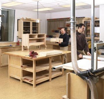 wood magazine workshop