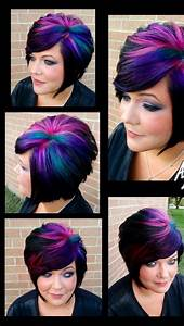 hairspiration hair color cool hair color funky