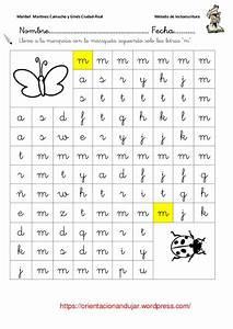 LECTOESCRITURA: M y S