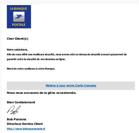 si鑒e de la banque postale banque postale signaler une fraude un faux site de la banque