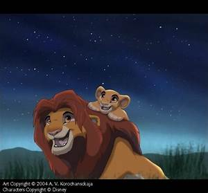 The Lion King 2:Simba's Pride images Simba and Kiara ...