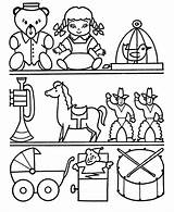 Coloring Toys Pages Toy Christmas Shopping Colouring Printable Shelf Sheets Sheet Drawing Bestcoloringpagesforkids Children Preschool Favorite Fun Shops Depict Major sketch template