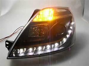 Scheinwerfer Ford Fiesta : swlight scheinwerfer f r ford fiesta mk6 jh1 jd3 black sw ~ Kayakingforconservation.com Haus und Dekorationen